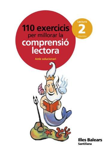 9788429493740: 110 EXERCICIS PER MILLORAR LA COMPRENSIO LECTORA 2 PRIMARIA - 9788429493740