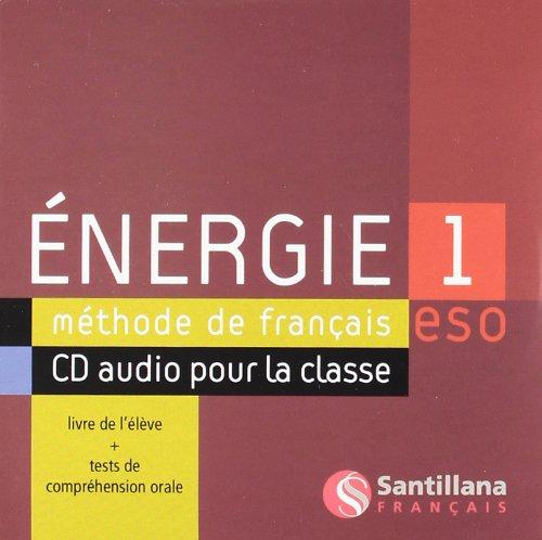 Energie 1 Eso (Methode De Francais CD Audio Pour La Classe)