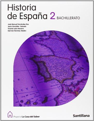 9788429494419: HISTORIA DE ESPAÑA COM. MADRID 2 BACHILLERATO LA CASA DEL SABER