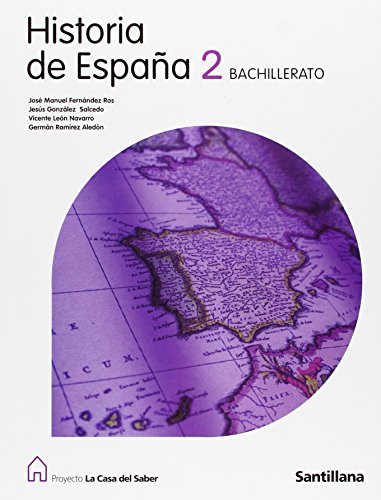 9788429494860: Historia de España La Rioja 2 Bachillerato La Casa Del Saber - 9788429494860