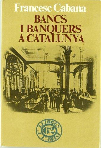 9788429701241: Bancs i banquers a Catalunya