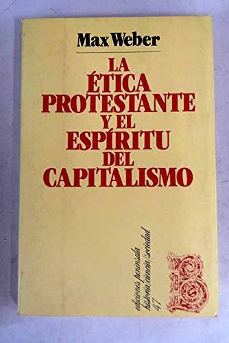 9788429706307: Etica protestante y el espiritu del capitalismo, la