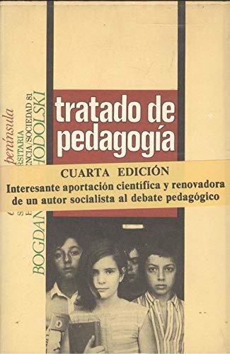 9788429708882: Tratado de pedagogía (HISTORIA, CIENCIA Y SOCIEDAD)