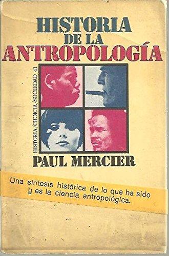9788429709780: Historia de la antropología
