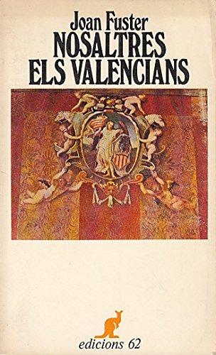 9788429712940: Nosaltres, els valencians (Col·leccio universal de butxaca el cangur) (Catalan Edition)