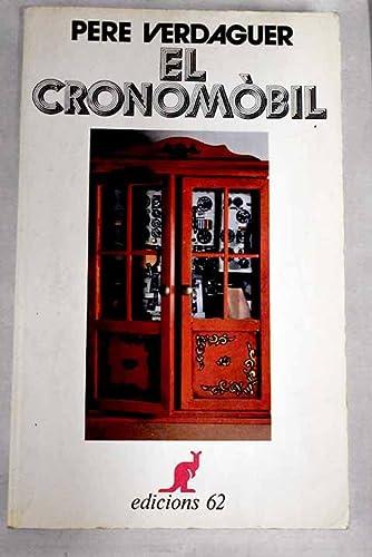 El cronomòbil: Verdaguer i Juanola, Pere