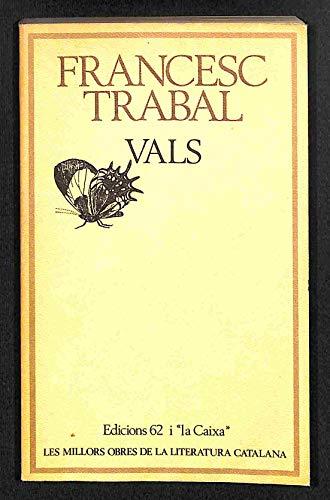 9788429715552: Vals (Les millors obres de la literatura catalana ; 29) (Catalan Edition)