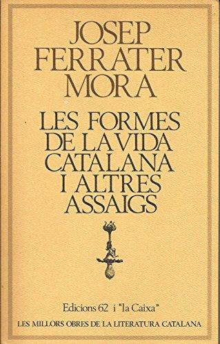 9788429717297: Les formes de la vida catalana