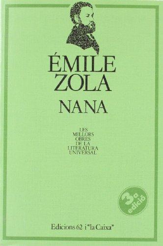 NANA (edicio en catala): ZOLA, EMILE