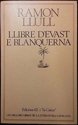 9788429718829: Llibre d'Evast e Blanquerna (Les Millors obres de la literatura catalana) (Catalan Edition)