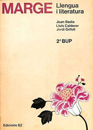 9788429719116: Marge.: Llengua i literatura /2on de BUP