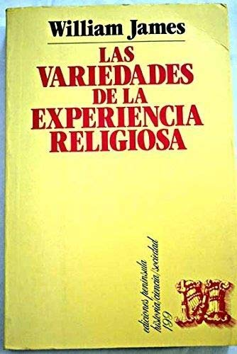 9788429724561: Las variedades de la experiencia religiosa: estudio de la naturaleza humana