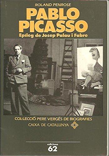 9788429733303: Pablo Picasso