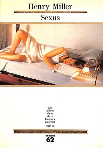 9788429734799: Sexus (MOLU s.XX - Les Millors Obres)