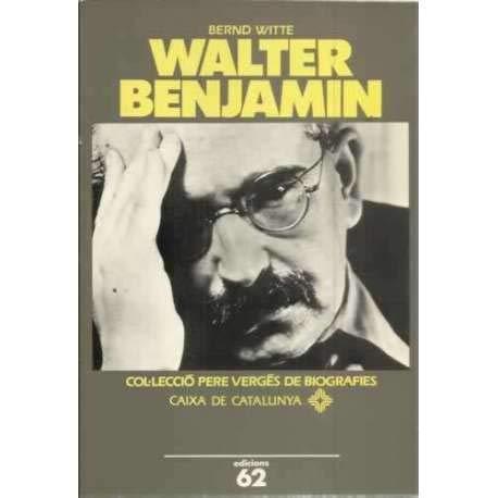 9788429735284: Walter Benjamin (PERE VERGES DE BIOGRAFIES)