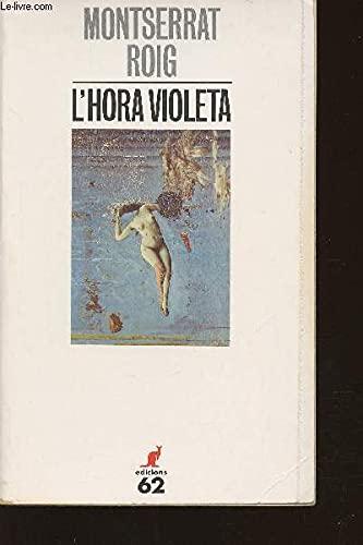 9788429736267: L'hora violeta (El Cangur)