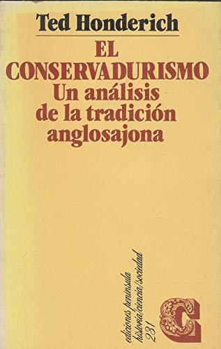 9788429736328: El conservadurismo: Un anlisis de la tradicin anglosajona
