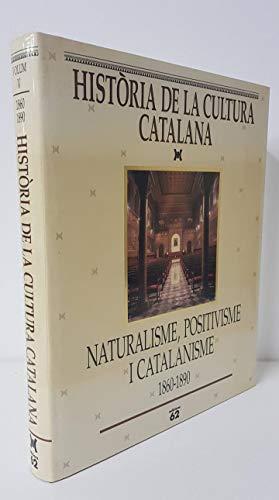 9788429737950: Història de la Cultura Catalana V (HISTORIA DE LA CULTURA CATALAN)