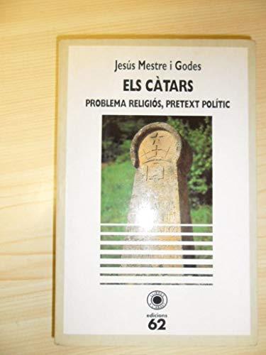 9788429738100: Els càtars.: Problema religiós, pretext polític (Llibres a l'Abast)