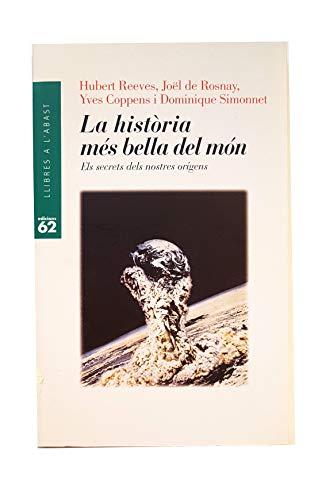 LA HISTORIA MES BELLA DEL MON: ELS: HUBERT REEVES