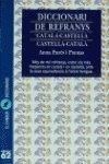 9788429742930: Diccionari de refranys: Català-castellà, castellà-català (Diccionaris) (Catalan Edition)