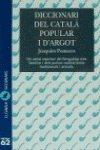 9788429743333: Diccionari del català popular i d'argot (El Cangur)