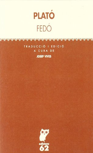 9788429746143: Fedo (Ed. de Josep Vives)