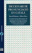 9788429747584: Diccionari de pronunciaci en catal