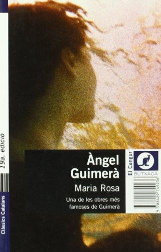 9788429749236: Maria Rosa (Butxaca)