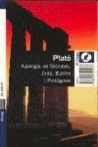 9788429751147: Apologia de Sòcrates, Critó, Eutifró i Protà gores (BUTXACA)