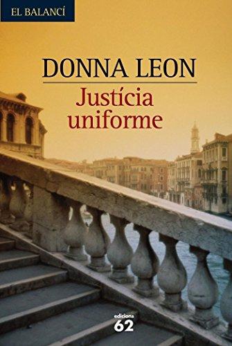 9788429754667: Justícia uniforme (El balancí)