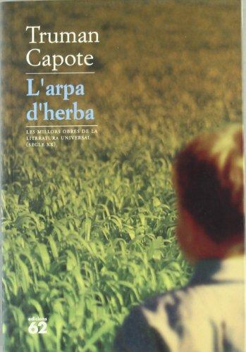 9788429754858: L'arpa d'herba