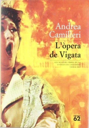 9788429755169: L'òpera de Vigata (MOLU s.XX - Les Millors Obres de la Literatura Universal Segle XX)