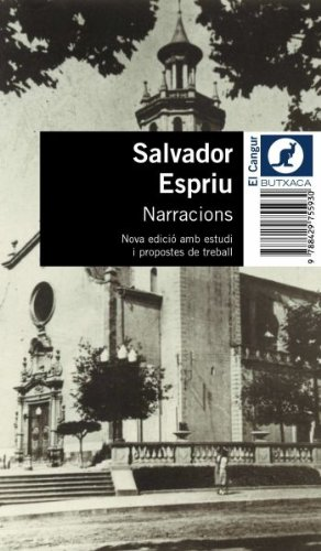 9788429755930: Narracions (Nova Edició Amb Estudii (Butxaca)