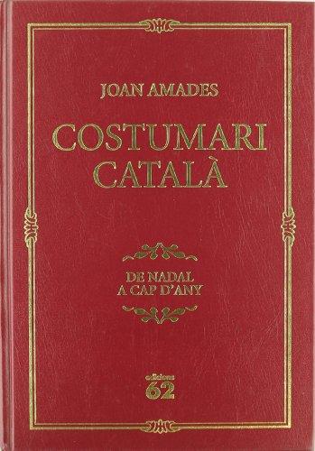 9788429757194: Costumari català.