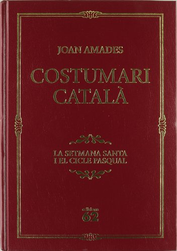 9788429757248: Costumari Català.