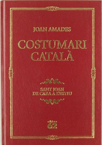 9788429757286: Costumari Catala. Sant Joan. Cara Estiu