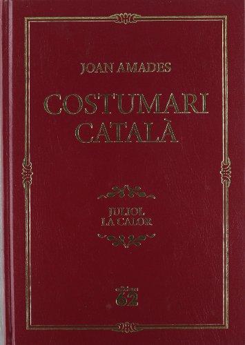 9788429757293: Costumari Català.