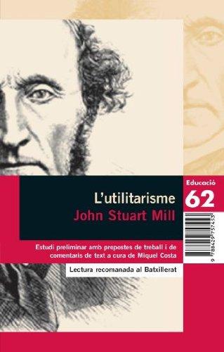 9788429757453: L'utilitarisme (Educació 62)