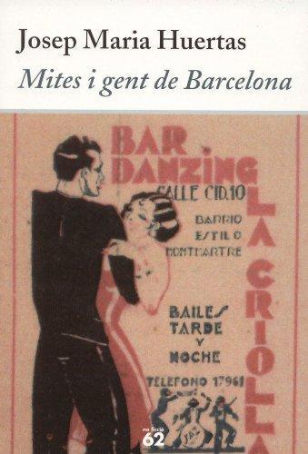 9788429758771: Mites i gent de Barcelona