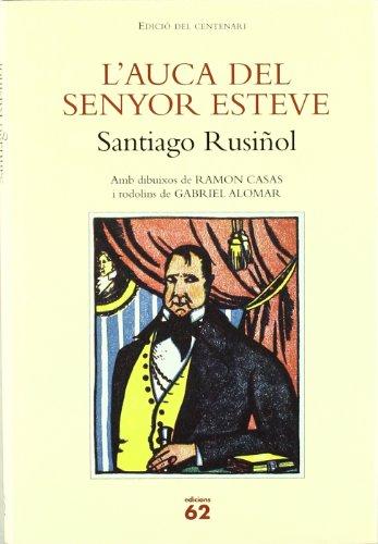 9788429759204: L'auca del senyor Esteve.: Edició del Centenari (ALTRES OBRES)