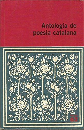 9788429760422: Antologia de poesia catalana (Educació 62)