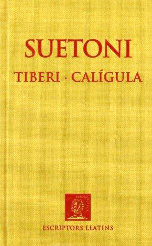 9788429762402: Tiberi: Cal.lígula (Els clàssics de la Bernat Metge)