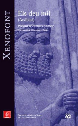 9788429763454: Els deu mil: (Anàbasi) (Biblioteca Grecia i Roma)