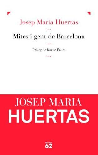 9788429768008: Mites i gent de Barcelona (No Ficció)
