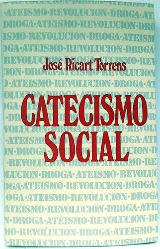 Catecismo social: José Ricart Torrens