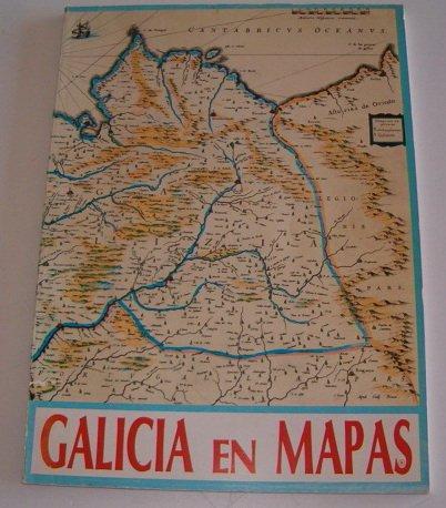 9788430030880: Galicia En Mapas