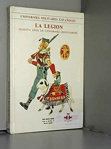 9788430039326: Uniformes militares españoles: la legión