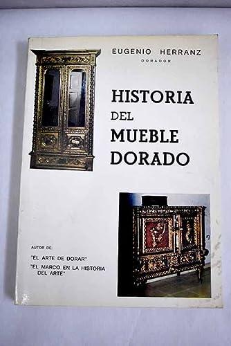 9788430047413: Historia Del Mueble Dorado