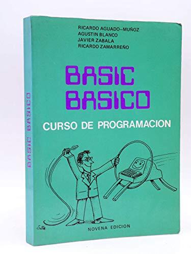 9788430072941: Basic básico. Curso de programación